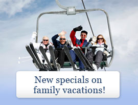 Suite Deals on Family Vacations at Crystal Mountain Resort